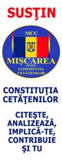 Alianţe. Promovare Constituţia Cetăţenilor